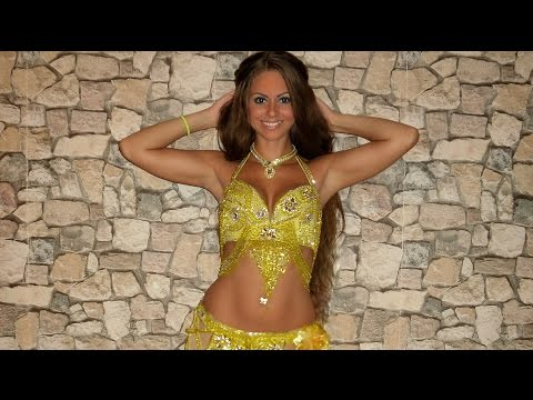 Najwa Karam-Inta El Shams نجوى كرم - انت الشمس -Belly Dance Isabella 2015 HD