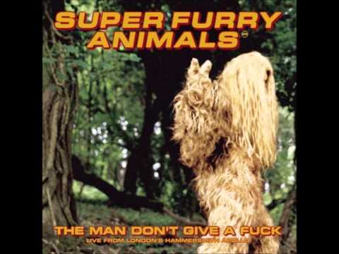 Super Furry Animals_The man don't give a fuck_Live Hammersmith Apollo 22Mins.wmv