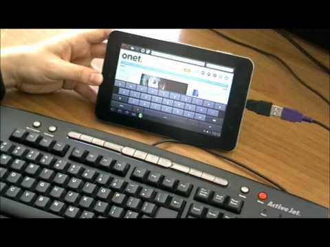 Plug Impact - odsłona czwarta :) 3G. OTG. USB klawiatura i mysz