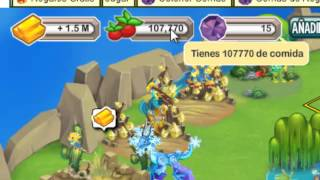 Dragon City Como Hacer Al Dragon Fuego Fresquito, Al Chicle Y Al Futbolista