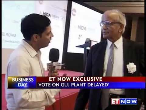 Maruti Suzuki Chairman: Minority Shareholders' Vote On Gujarat Plant Postponed Till November