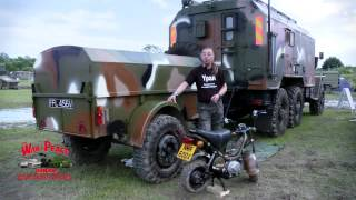 Russian Ural 4320 at the War and Peace Show 2012