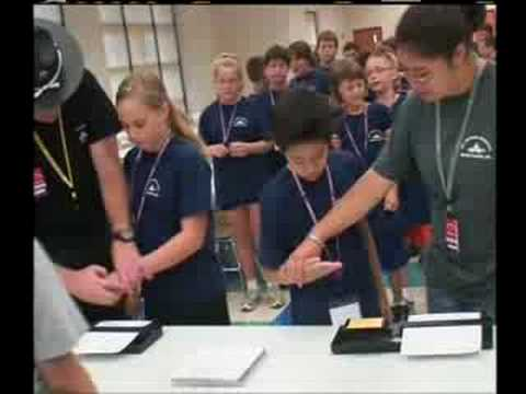 This is our August 2008 session of Jr. Police Academy. A week long kids camp co-hosted by Vigo County Sheriff Department, Terre Haute Police, Indiana State U...