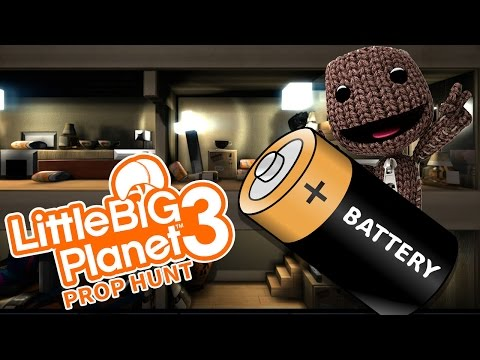 MY BEST HIDING SPOT | Little Big Planet 3 (PS4) Multiplayer Gameplay