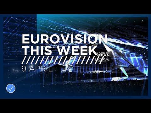 Eurovision This Week: 9 April 2019