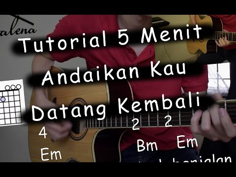 download lagu 5 Menit Belajar Lagu Andaikan Kau Datang Kembali - NOAH gratis