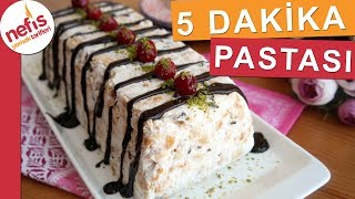 5 Dakika Pastas  Biskvili Kolay Pasta Tarifi