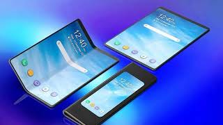 Galaxy F Samsung's flexible smartphone, future of the world mobile phones, device genius
