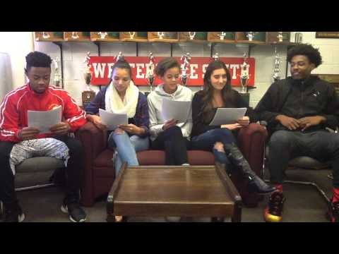 Westerville South Athletic News Interview 12 14 15 001