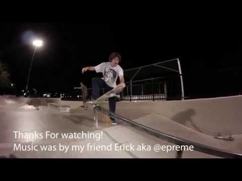 Back to Back Skateboarding