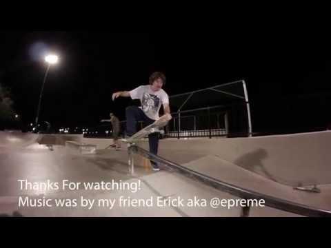 Back to Back Skateboarding