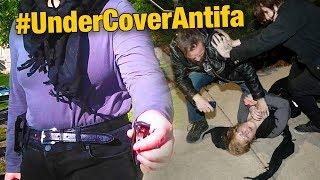 UNDERCOVER IN ANTIFA: Their Tactics and Media Support Exposed!