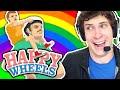 RAINBOWS! - Happy Wheels