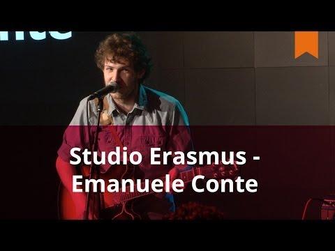 Emanuele Conte in Studio Erasmus