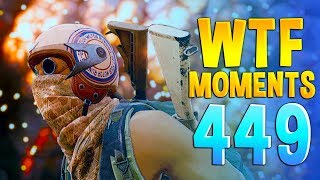 PUBG Daily Funny WTF Moments Highlights Ep 449