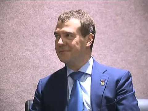 Jun 21, 2012 Brazil_Medvedev discusses energy partnership with Norwegian PM