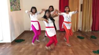 Holiya me ude re gulal dance by jhankar girls