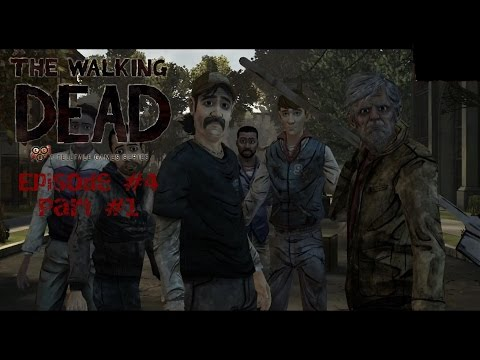 The Walking Dead S1 Ep.4 Pt.1 || IT TOLLS FOR THEE