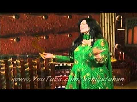 Naghma Pashto New Song 2011   Da Speen Rukhsar Halaka