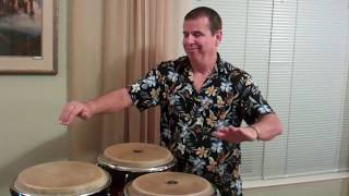 "Dvořák - ""New World"" Symphony -2nd movement - Conga Drums"