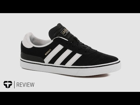 Adidas Busenitz Vulc Skate Shoes Review - Tactics.com