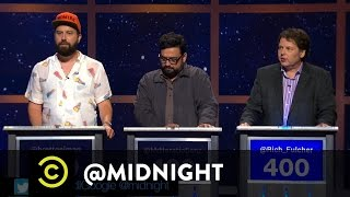 @midnight – #HashtagWars Recap – Week of 9/2