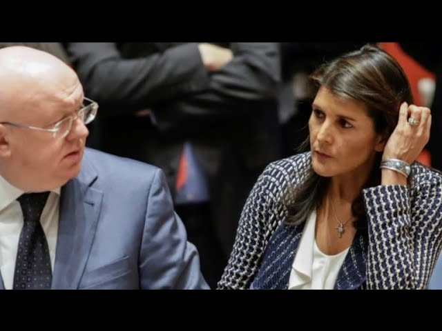 UN holds emergency meeting on Syria chemical attack