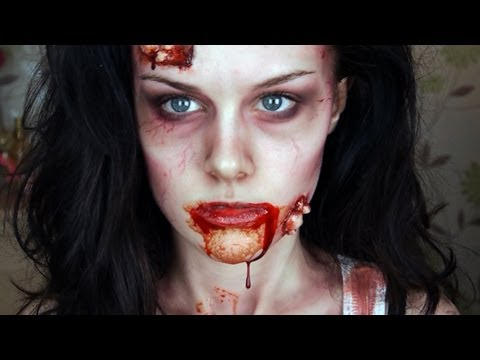 Zombie Makeup Tutorial