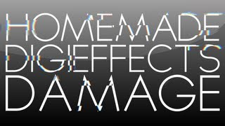 After Effects Tutorial: Homemade Digieffects Damage [FREE DOWNLOAD]