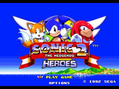 Sonic 2 Heroes - Walkthrough - Part 1