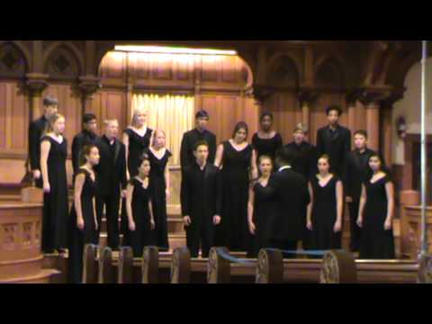 Olympia High School Performing REQUIEM - 2013 Mastersingers