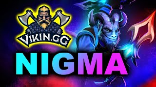 NIGMA vs VIKIN.GG - EU Group Stage - ESL One Birmingham 2020 DOTA 2