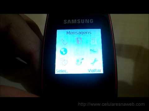 Review do aparelho  Samsung C276L
