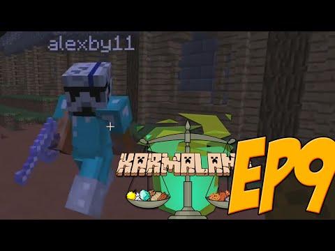 Minecraft KARMALAND Ep 9 - LA PISTOLA!!