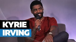 Kyrie Irving Opens Up On LeBron James, Kehlani, Leaving Cleveland & Uncle Drew