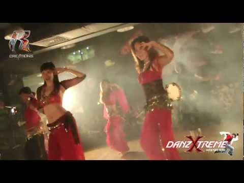 Mashallah (ek Tha Tiger) (modern Bellydance Class) Choreographed By Master Ram video