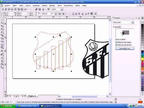 Corelmania: Video-aulas Suite Corel (Draw x Photopaint) - Aula 11