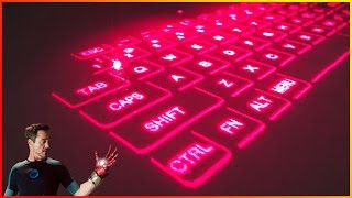 Un clavier laser à la Iron Man ? Review du Laser Projection Keyboard | Banggood.com