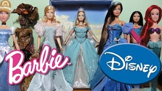 Barbie & Disney Doll Collection 2016 - La mia collezione di bambole (200+)