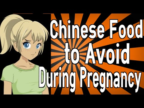 Chinese Food to Avoid During Pregnancy