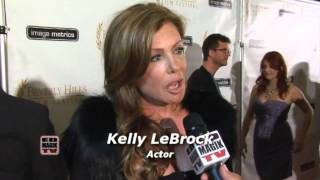 Kelly LeBrock Interview at Beverly Hills Film Festival 2012