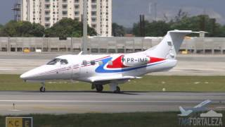 [SBFZ/ FOR] Decolagem & Pouso RWY13 Embraer EMB-500 (Phenom 100) PR-IMR 23/05/2015