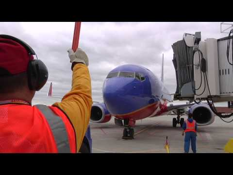 Southwest Airlines Lands in Milwaukee