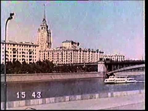 Межпрограммная пауза+диктор Алла Данько (ЦТ,1988 г.)