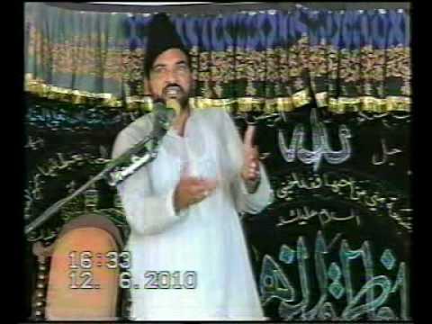 ALLAMA ALI NASIR TALHARA topic-SHIA KAFIR NI & SHIRK (sarpak chakwal 12 jun 2010) part-4/8