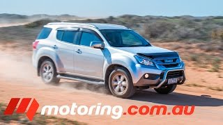 2015 Isuzu MU-X LS-T Review