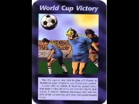 World Cup Cards Illuminati Card 343 World