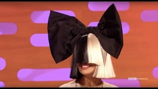 Sia Learned A Great Singing Secret From Adele The Graham Norton Show