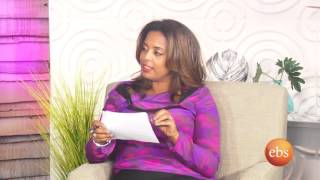 "Helen Show -  '' Theory Of Motivation "" With Dr. Kinfe Kassaye"