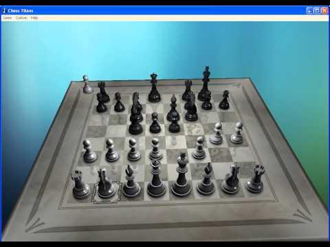 como descargar chess titans